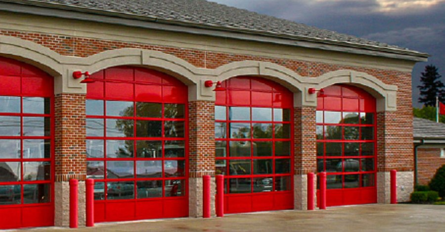 Commercial Projects Access Garage Doors