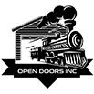 open doors garage